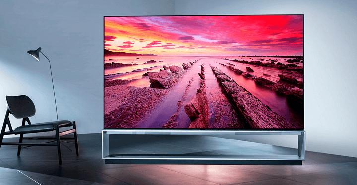 """Imagen - LG lanza televisores OLED con 8K """"real"""" y hasta 88 pulgadas"""