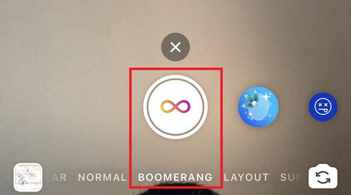 Imagen - Instagram añade los efectos Slowmo, Echo y Duo al modo Boomerang de las Stories