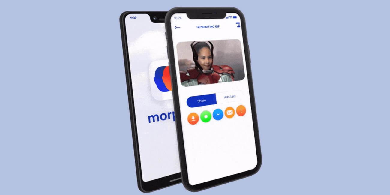 """Cómo arreglar el mensaje """"generating GIF"""" que bloquea Morphin"""