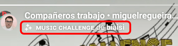 """Imagen - Cómo poner el filtro """"Music challenge"""" en Instagram"""