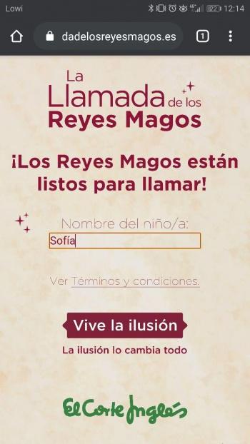 Imagen - 8 apps y webs para escribir la carta a los Reyes Magos