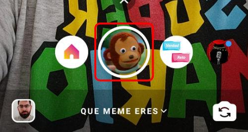 Imagen - ¿Qué meme eres? Cómo activar el filtro de Instagram