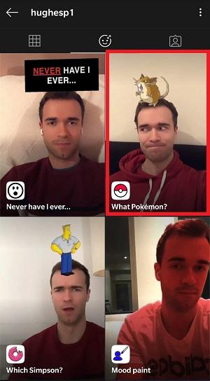 """Imagen - """"¿Qué Pokémon eres?"""", cómo activar este filtro de Instagram"""