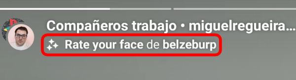 """Imagen - Cómo activar el filtro """"Rate your face"""" en Instagram"""