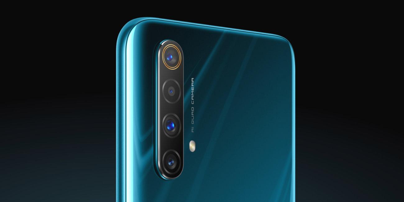 Realme X50 5G es oficial: pantalla de 120 Hz, cámara selfie dual y conectividad 5G