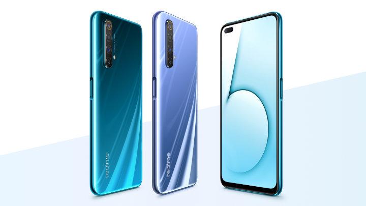 Imagen - Realme X50 5G es oficial: pantalla de 120 Hz, cámara selfie dual y conectividad 5G