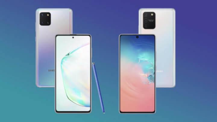 Imagen - Samsung Galaxy S10 Lite y Note 10 Lite son oficiales: más asequibles y con pocas renuncias