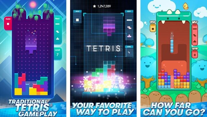 Imagen - Descarga Tetris, el regreso del juego para iOS y Android
