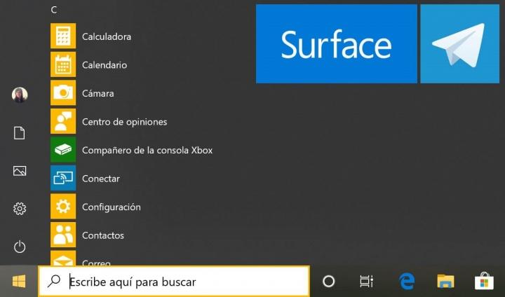 Imagen - Windows 10 falla: la barra de búsqueda sale en negro