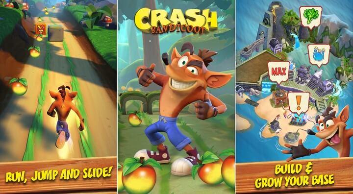 Imagen - Crash Bandicoot Mobile, el juego para Android y iOS