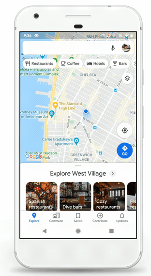 Imagen - Google Maps cumple 15 años