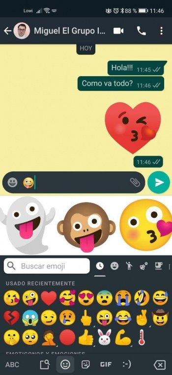 """Imagen - """"Emoji Kitchen"""", los nuevos emojis por emociones de Gboard"""