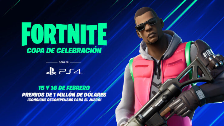 Imagen - Fortnite Celebration Cup, el torneo exclusivo para PS4