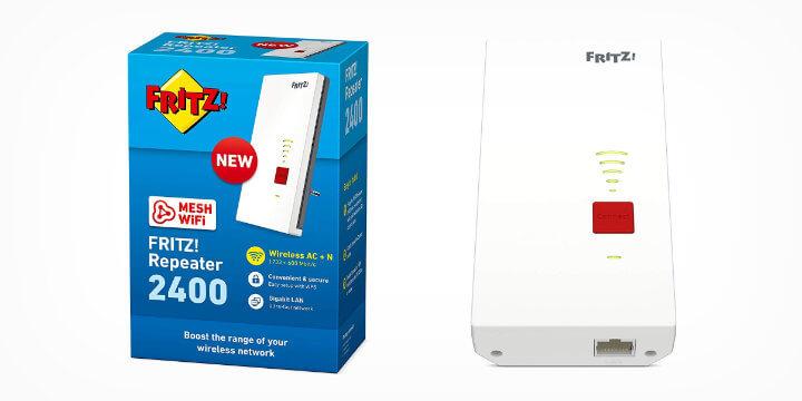 Imagen - FRITZ!Repeater 2400, precio y disponibilidad