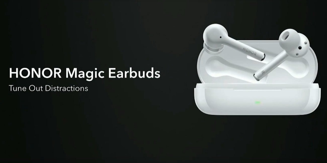 Honor Magic Earbuds, los auriculares estilo Airpods
