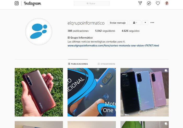 Imagen - Instagram para Windows 10 ya es una Progressive Web App