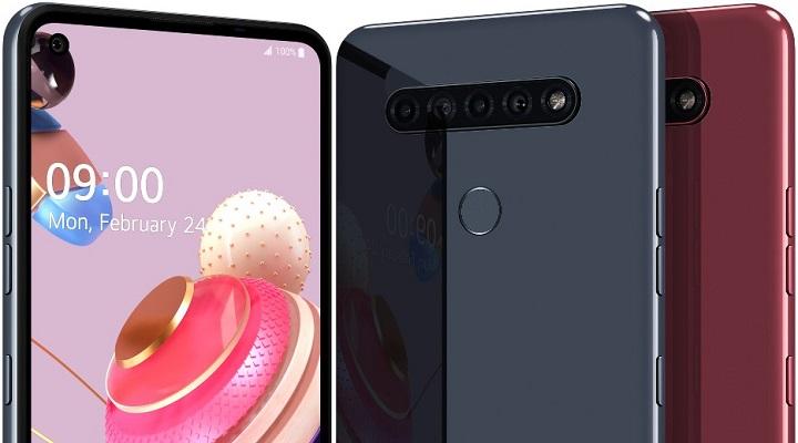 Imagen - LG K61, K51S y K41S: nuevos smartphones con cuádruple cámara