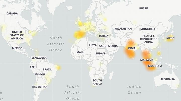 Imagen - Twitter caído: la red social no funciona