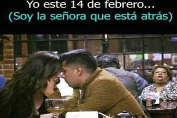 Imagen - 20 memes para felicitar San Valentín