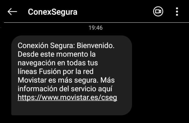 "Imagen - Movistar activa ""conexión segura"" para las tarifas Fusión"