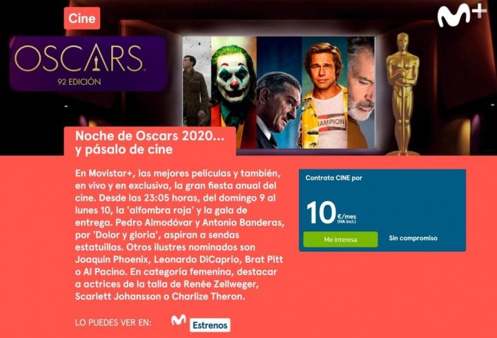 Imagen - Cómo ver online los Oscars 2020