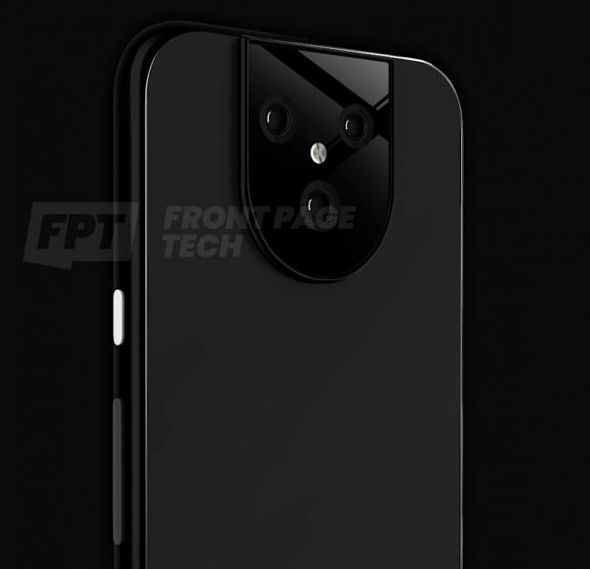 Imagen - Google Pixel 5 filtra su diseño con triple cámara