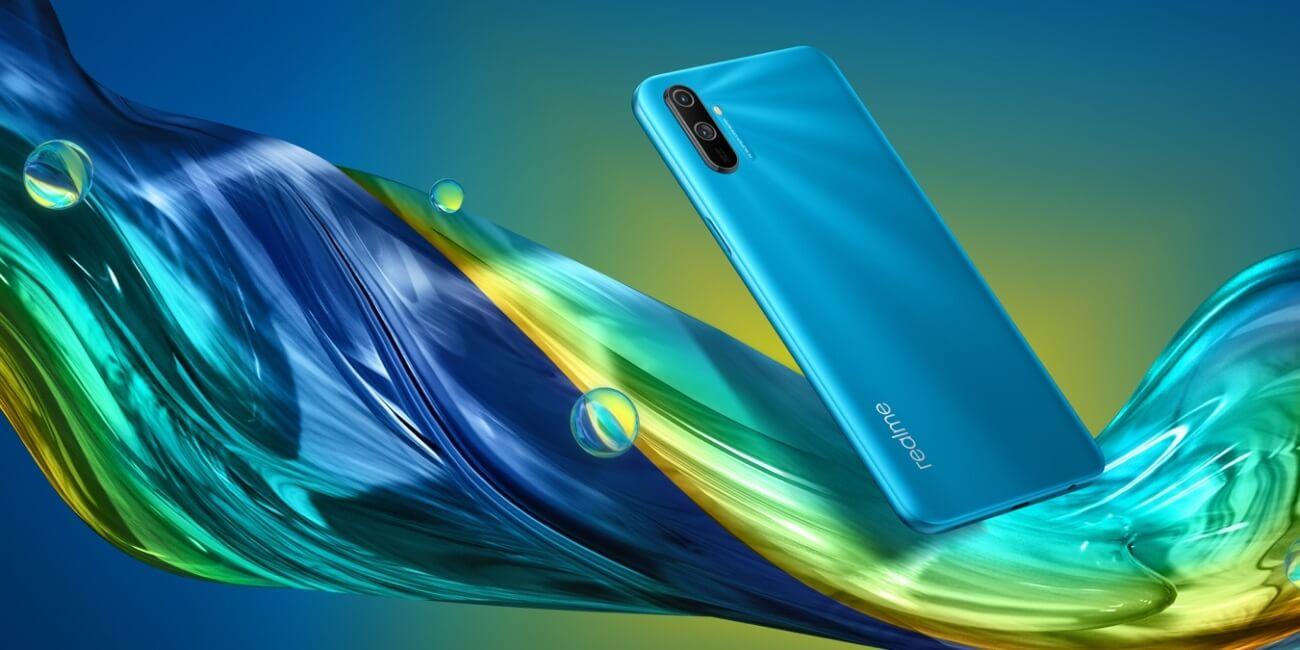 Realme C3, un smartphone económico con 5.000 mAh de batería y Android 10
