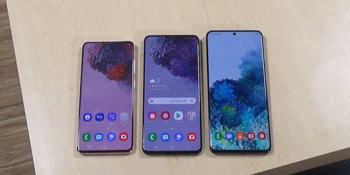 Imagen - Galaxy S20 5G, S20+ 5G y S20 Ultra 5G: precios con Orange