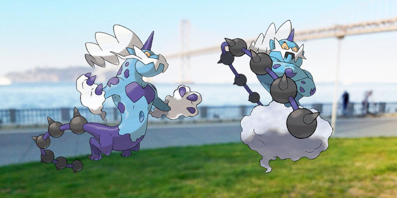 Los mejores counters para Thundurus en Pokémon Go