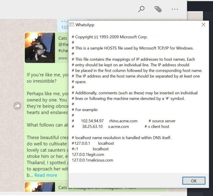 Imagen - Vulnerabilidad en WhatsApp permite robar datos en PC y Mac