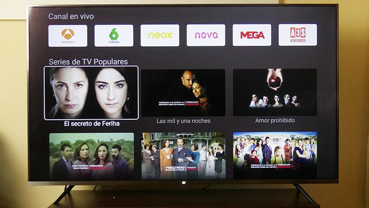 """Imagen - Xiaomi Mi TV 4S 55"""", review con opinión y especificaciones"""