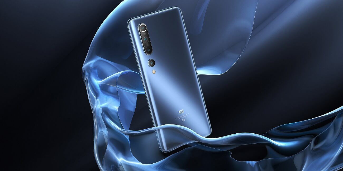 Xiaomi Mi 10 y Mi 10 Pro son oficiales con 5G y cámara principal de 4 lentes