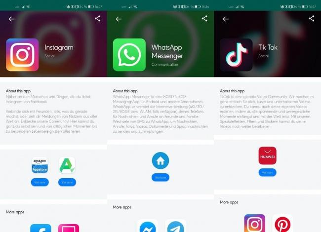 Imagen - Huawei permitirá instalar apps populares sin Google Play
