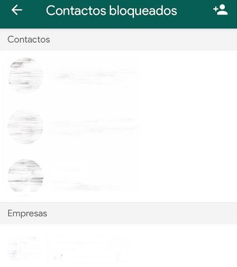 Imagen - WhatsApp añade un aviso al bloquear un contacto