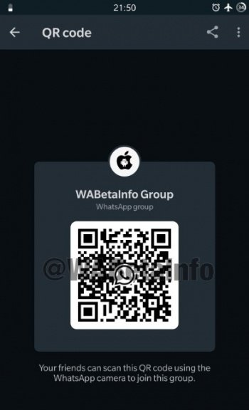Imagen - WhatsApp QR: se podrán escanear desde la app