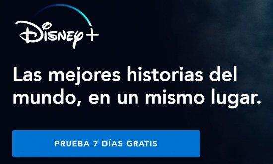 Imagen - Disney+: cómo registrarse y verlo gratis