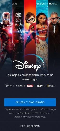 Imagen - Descarga la app de Disney+