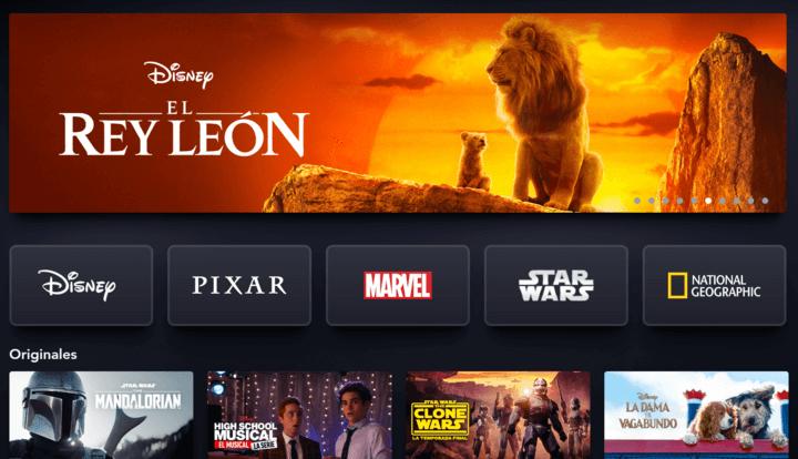 Imagen - Precios de Disney Plus en México, Argentina y LATAM