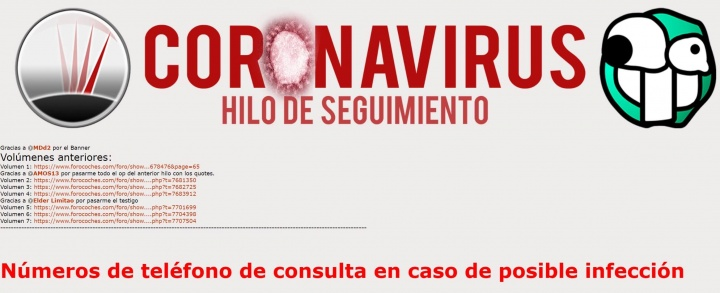 Imagen - Coronavirus en Forocoches: así lo siguen
