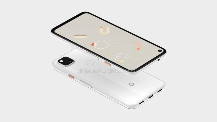 Imagen - Google Pixel 4a: fotos y especificaciones filtradas