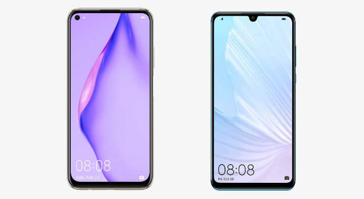 Imagen - Huawei P40 Lite vs Huawei P30 Lite: diferencias