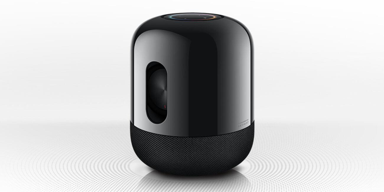 Sound X, el altavoz inteligente de Huawei se orienta al audio de alta calidad