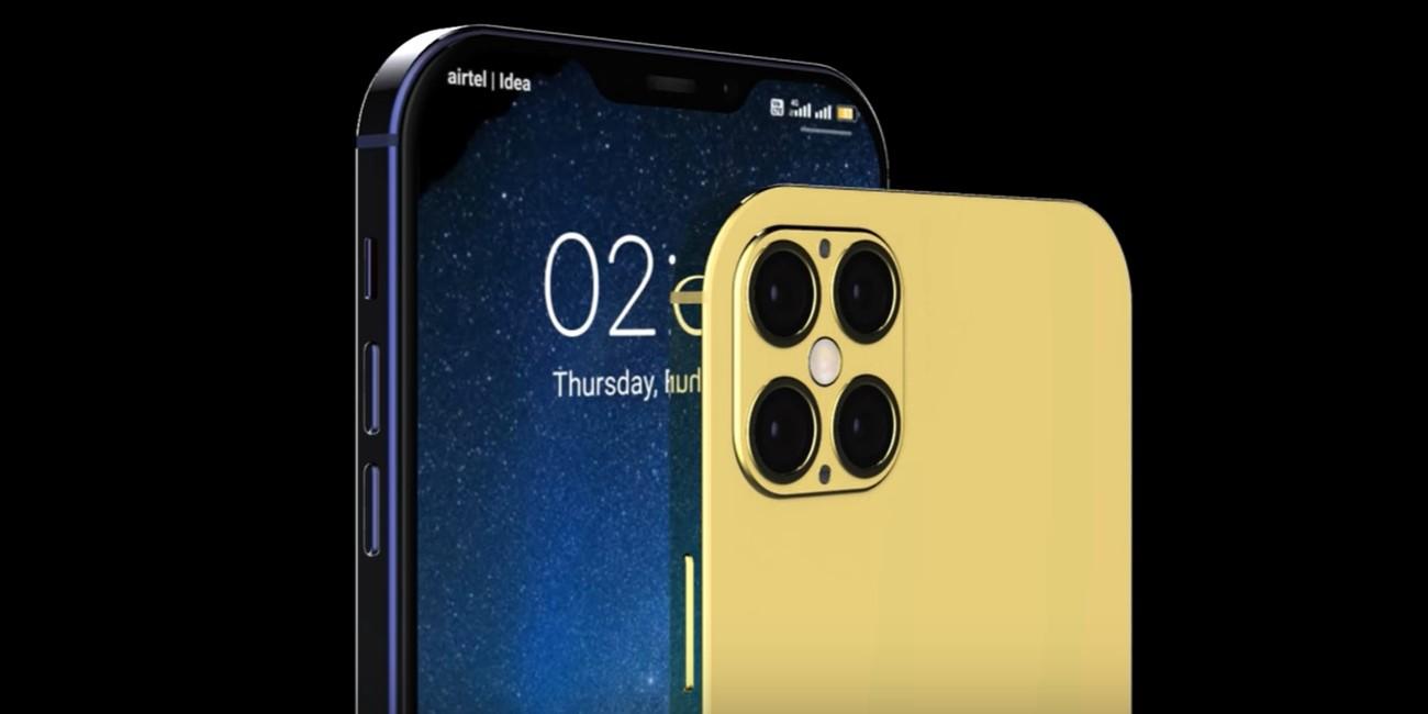 Así sería el iPhone 12 según un vídeo
