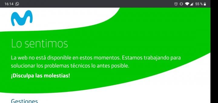 Imagen - Disney+ en Movistar no funciona