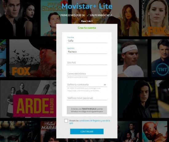 Imagen - Consigue Movistar+ Lite gratis por 30 días