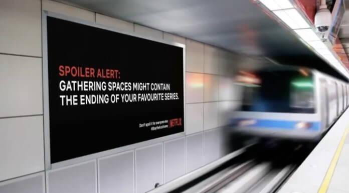 Imagen - Netflix llenará las calles de spoilers en la cuarentena