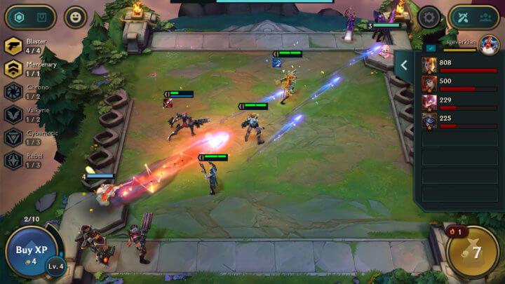 Imagen - Teamfight Tactics, el juego de estrategia de LoL