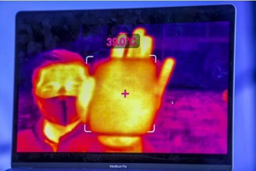 Imagen - Estas gafas IA detectan la fiebre en tiempo real