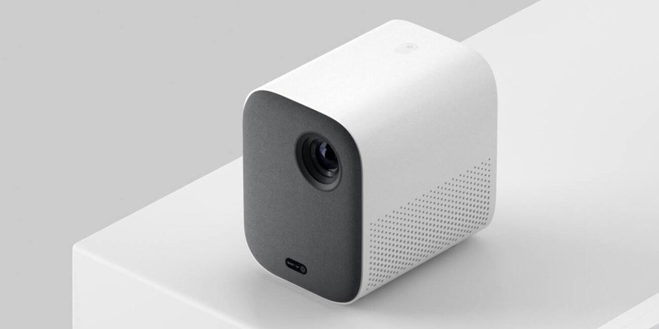Xiaomi Mi Smart Compact Projector, el nuevo proyector FHD con Android 9