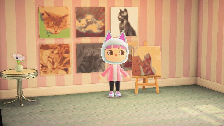 Imagen - Animal Crossing: importa obras de arte al juego